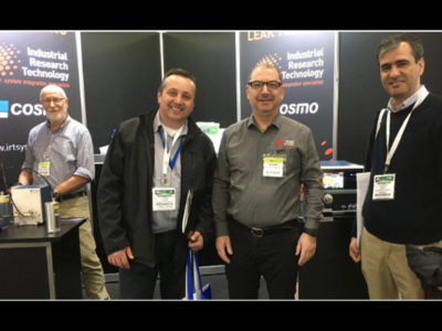 Industrial Research Technology at NMW19